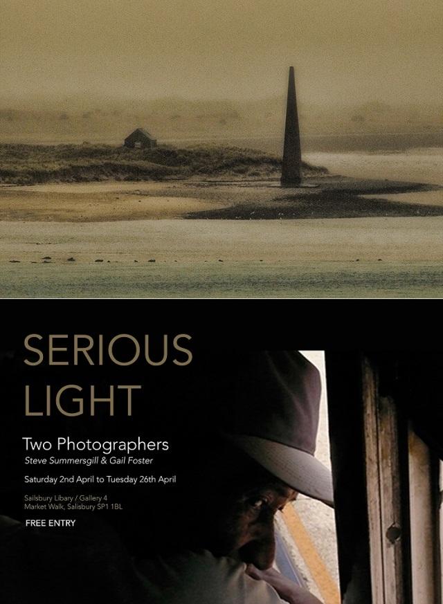 Serious Light poster - Copy