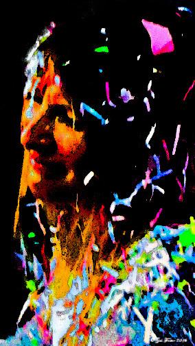 Confetti; Kirstine Carr